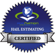 PDR Nation Hail Estimating Certified